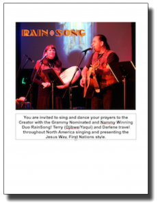 RainSong Flyer PNG